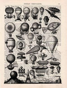 I think my next tat will be a hot air balloon of some sort...something about them I love.