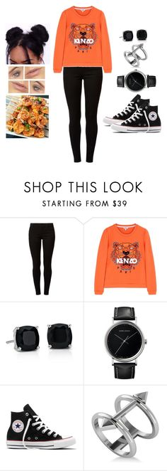 """On the Grill"" by teodoramaria98 ❤ liked on Polyvore featuring Dorothy Perkins, Kenzo, Blue Nile, Georg Jensen, Converse and Allurez"