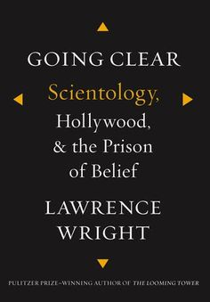 The fearsome doings of the Mafia, Nazis, the Stasi and Taliban are widely known, but you may not know much about repression and violence in Scientology, a vast money-making empire, whose leader imprisons, tortures, and enslaves members who displease him. Lawrence Wright, Pulitzer Prize-winning author and staff writer for The New Yorker, scrupulously investigates in Going Clear: Scientology, Hollywood, and the Prison of Belief.