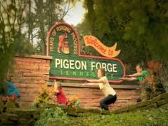 Pigeon Forge, TN - You and your family will have the time of their lives when they come to visit Pigeon Forge! #family #fun