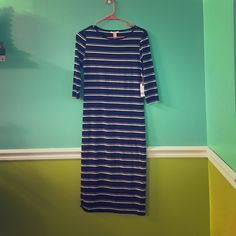 Forever 21 Midi Dress - Nwt - No Trades