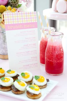 Wedding Brunch Ideas I Think D Like To Do A Little The Day