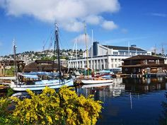 TripBuilder TopSpot: Center for Wooden Boats in Seattle