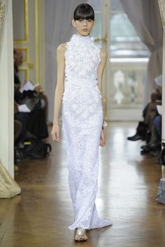 Christophe Josse Spring Couture 2013