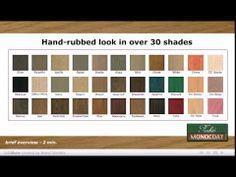 Rubio Monocoat floor color