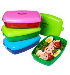 Praktisk og smart madkasse fra Coolstuff! ❤  Se flere smarte produkter her:  http://www.dagensdeler.dk/kasse/   👈