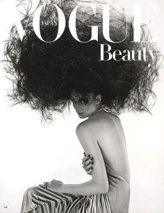 Vogue Japan - Shaping Up