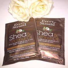 Thank you @everystrandtm for the hair masques!  // If you've used these all-natural hair products, let me know about your experience! Comment below