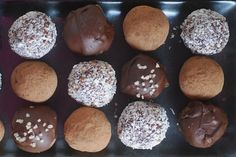 Dark Chocolate Lime Truffles