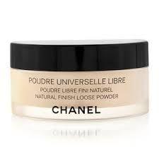 Løs pudder fra Chanel nr. 40