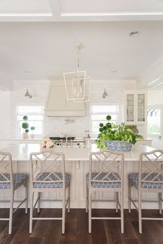 The Chinoiserie Kitchen, a home decor post from the blog Chinoiserie Chic on Bloglovin'
