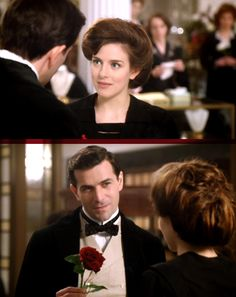 Mr Selfridge's Agnes and Henri Leclair...*sighh* via Wayfaring Girl On A Mission