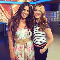 GDLA with Jillian Barberie. ❤ her!
