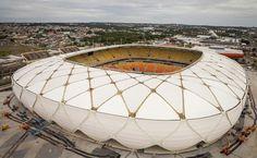 Estádio Arena Amazônia, em Manaus, Amazonas