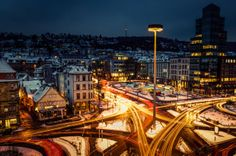 Lightsniper – Stuttgart Fotos von Michael Haußmann