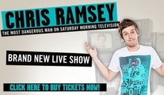CHRIS RAMSEY LIVE See full offer details, terms  conditions at:   https://www.tastecard.co.uk/plus/entertainment/comedy/chris-ramsey *Please Note: This offer is only open to tastecard+ members