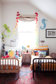 Twiggy and Lou: Inspiring kids spaces