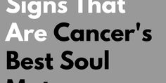 The 5 Zodiac Signs That Are Cancer's Best Soul Mate - Zodiac Shine Coffee Cellulite Scrub, Cancer And Pisces, Sign I, Zodiac Signs, Romance, Feelings, Romance Film, Romances, Star Constellations
