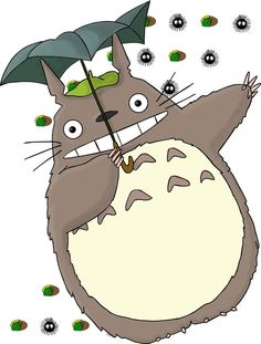 I love My Neighbor totoro