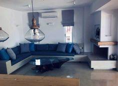 | Τζάκια Νάκος | Decor, Furniture, Sofa, Sectional Couch, Home Decor