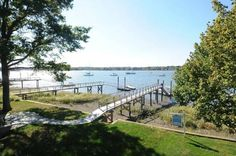 25 ft Deep Water Dock - 9 Sylvester Court, Norwalk, CT - Offered by Al Filippone Associates - http://www.raveis.com/mls/98532251/9sylvestercourt_norwalk_ct#