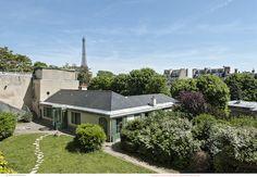 La maison de Balzac dans le 16ème arrondissement