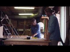 Listen to boat builder, Joel Senger, share his craft as he builds wooded boats at the International Yacht Restoration School.