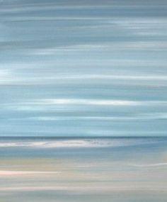 APT. BATHROOM WALLS.  Beach Wall Art - Adrift Without You - tropical - artwork - montreal - Etsy / Francine Bradette