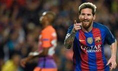 Barcelona Sedang Negosiasi Kontrak Baru dengan Messi