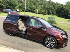 I drove my family around in the new Honda Odyssey and discovered why it's the greatest minivan ever made - When it comes to minivans in the USA, it's often viewed asa two-horse race: You're either a Honda Odyssey family or a Toyota Sienna family.  The Od
