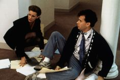 Big (1988) - Tom Hanks, Elizabeth Perkins #big1988 #tomhanks #elizabethperkins #80smovies #1988