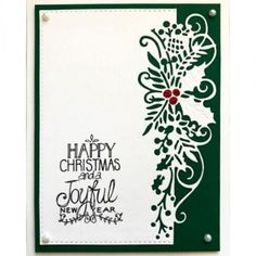 Denise CREATIVE EXPRESSIONS Festive Collection Die Set SUE WILSON