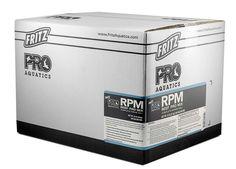 Fritz Aquatics FritzPRO RPM Salt Mix  205 Gallon Box Aquarium Saltwater