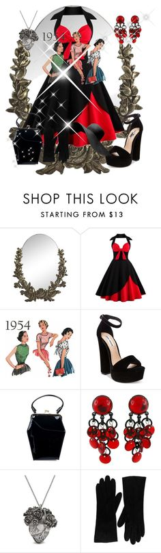 """""""Untitled #3557"""" by princhelle-mack ❤ liked on Polyvore featuring Steve Madden, Tatyana, Paco Rabanne, Mulberry and Christian Dior"""