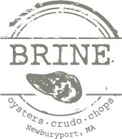 BRINE | New England's First Oyster, Crudo + Chops Bar Newburyport, MA