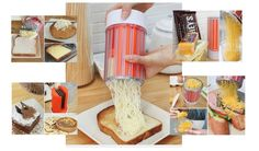 Easy Butter Former Slice Grater and Cutter 1 pcs (Designed by France)