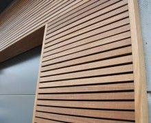 houten gevelbekleding fijn
