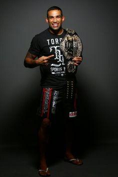 UFC CHAMPION Fabricio Werdum