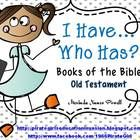 "This packet contains 2 versions of the popular  ""I Have...Who Has?"" game. They will help your students learn the books of the Old Testament. Game o..."