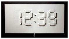 D/A Clock - analog and digital worlds   Blog   design mind