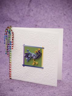 BASIC QUILLE BIRD CARD