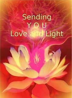 Love and Light - energy healing (from Cynthia)