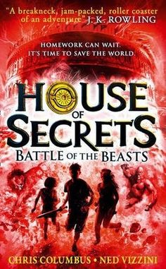 "Alice's Wonderland: Books ""HOUSE OF SECRET : BATTLE OF THE BEASTS"""