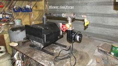 Blower Forge