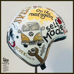 Discover recipes, home ideas, style inspiration and other ideas to try. Motorcycle Helmet Design, Women Motorcycle, Motorcycle Art, Combi Ww, Cgi, Custom Motorcycles, Honda Motorcycles, Custom Bikes, Cafe Racer Style