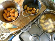Balah El Sham Ägyptisches rezept Ägyptische Churros Ramadan