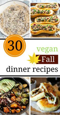 These Healthy Vegan Fall Recipes are super cozy! A long list of the best, tasty,… These Healthy Vegan Fall Recipes are super cozy! A long list of the best, tasty, plant-based meals that will warm you up even on the chilliest Autumn evening! Vegan Keto, Vegan Foods, Vegan Dishes, Dishes Recipes, Dessert Recipes, Paleo Diet, Snack Recipes, Clean Eating Snacks, Healthy Eating
