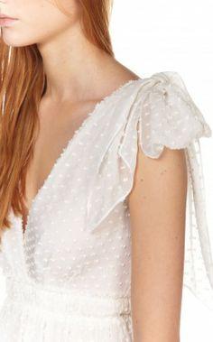 Collection exclusive de robe de mariées signées Claudie Pierlot