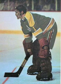Lyle Carter / California Golden Seals Hockey Goalie, Hockey Teams, Hockey Players, Ice Hockey, Sports Teams, Nhl, Hockey Rules, Goalie Mask, St Louis Blues