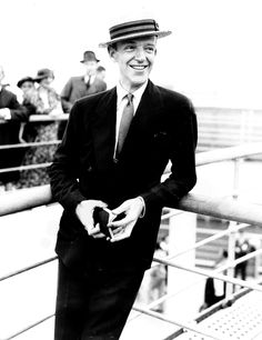 """Bing Crosby said of Fred Astaire-""""There never was a greater perfectionist, there never was, and never will be, a better dancer, and I never knew anybody more kind, more considerate, or more completely a gentleman...I love Fred, John, and I admire and respect him. I guess it's because he's so many things I'd like to be and I'm not."""" Bing Crosby in a letter to John O'Hara as quoted in Thomas, Bob. Astaire, the Man, The Dancer. Weidenfeld and Nicholson, London, 1985. p.242.-"""""""